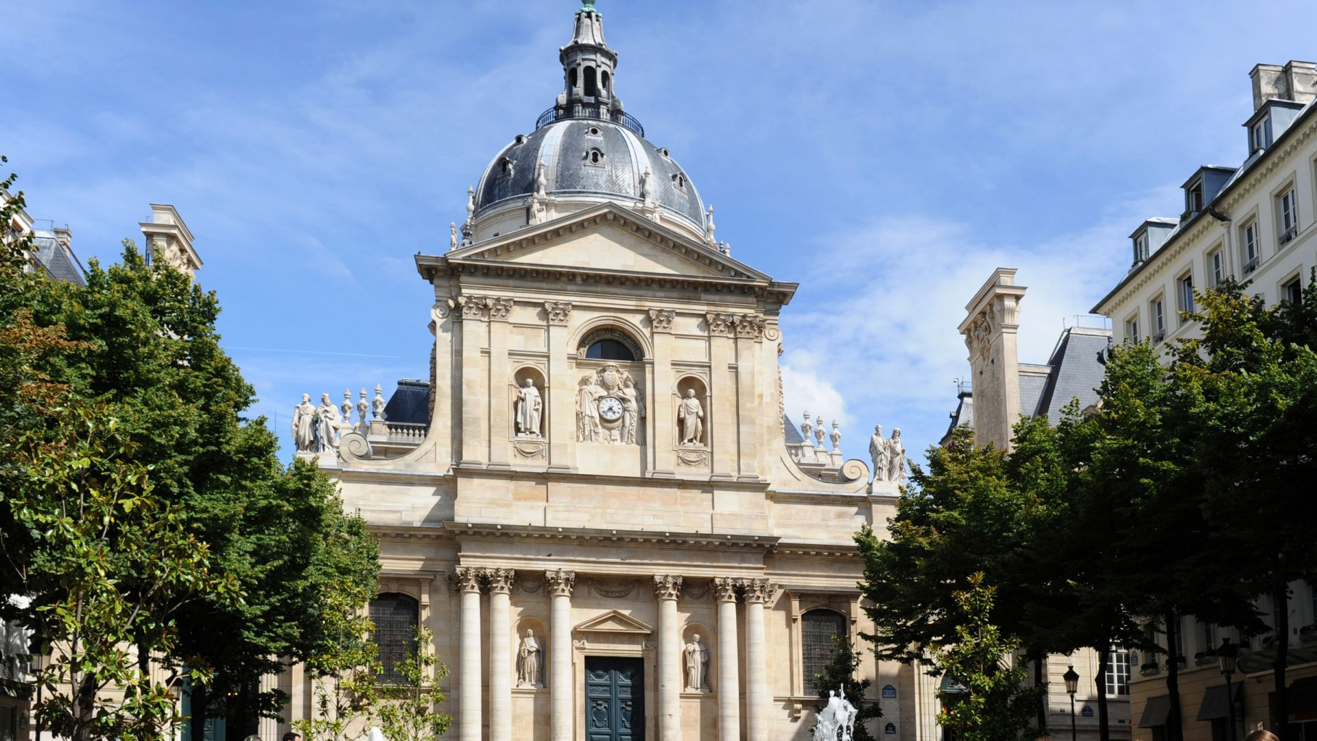 Sorbonne Université: Colloque